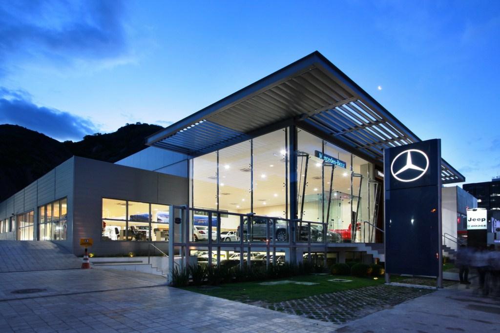 Concessionaria Mercedes Benz Novara